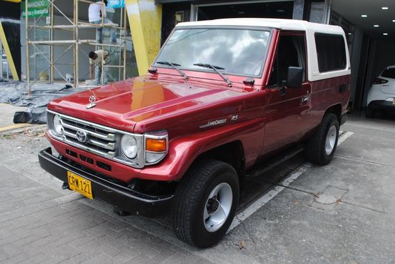 Toyota Land Cruiser Fxj-73 (1996)