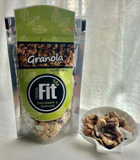 Mix Frutos Secos -granola - Snack Saludable X 100 Gr