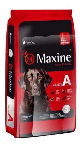 Imagen 1 de 1 de Alimento Maxine Adulto Super Premium para perro adulto sabor mix en bolsa de 21kg