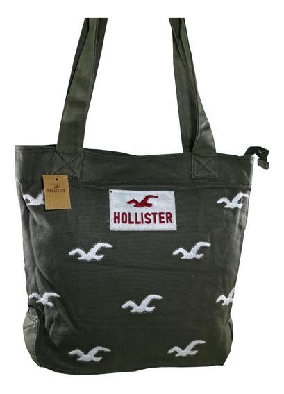 Bolsa Feminina Hollister By Abercombrie, Mega Promoção.