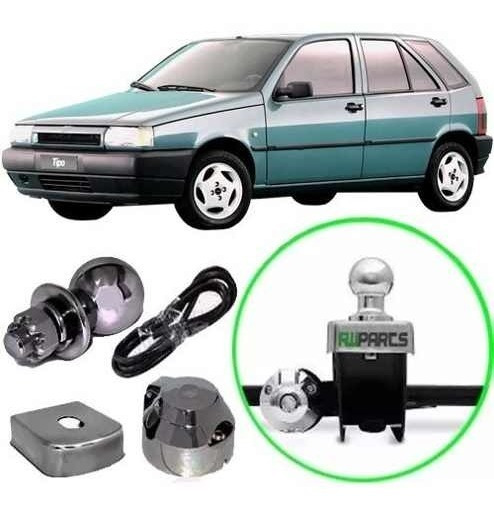 Engate Automotivo Reboque Fiat Tipo 1993 1994 95 96 97 1998
