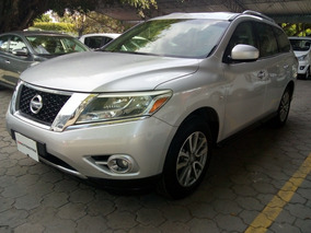 Nissan Pathfinder Advance 4x4 Aut