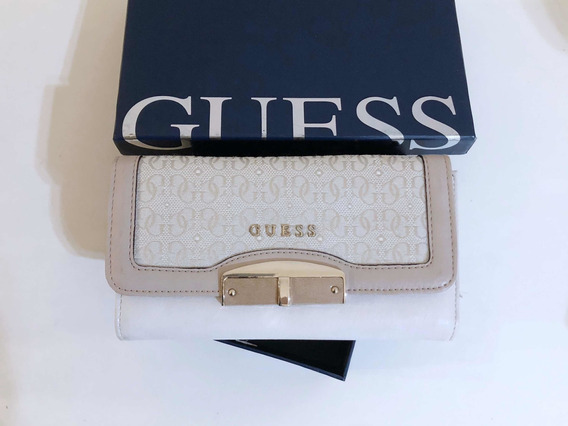 Guess Billetera Clutch Guess Original Importada Outlet