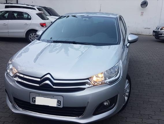 Citroën C4 1.6 Thp Origine Flex Aut. 4p 2017
