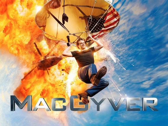 Macgyver 2016 (ótima Qualidade - Raro) 1ª Temporada Dublada