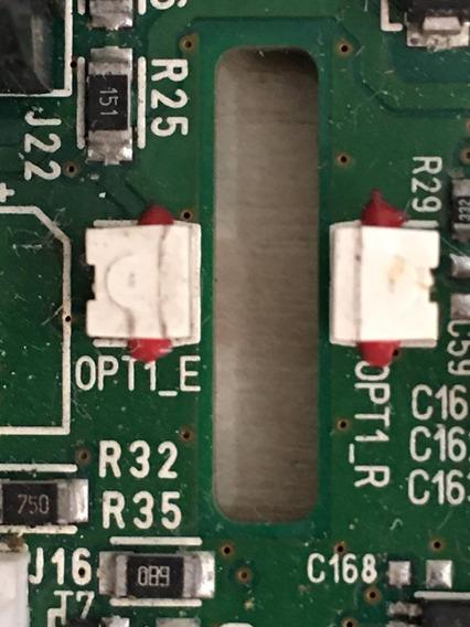 Sensor Optico Evolis Opt_e (emissor) E Opt_r (receptor)
