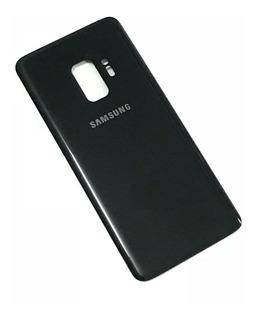 Tampa Traseira Samsung Galaxy S9 G960 Com Adesivo