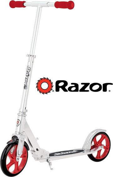 Scooter Razor A5 Lux Rojo