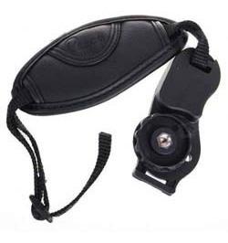 Alça De Mão (hand Strap) P/ Câmeras Dslr Ou Compacta