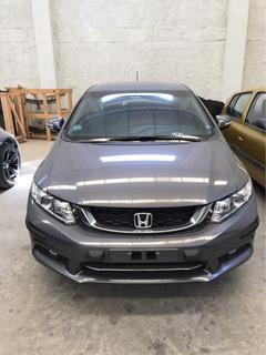 Sucata Honda Civic 2.0 2016