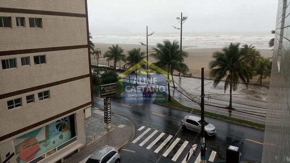 Kitnet Com 1 Dorm, Guilhermina, Praia Grande - R$ 125 Mil, Cod: Ac431 - Vac431