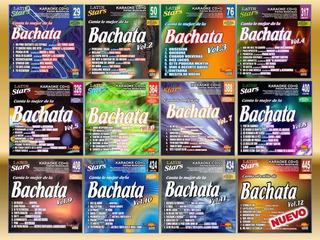 Karaoke Professional Bachata Los Mejores Exitos (12 Discos)