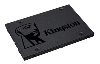 Disco Ssd 120gb Kingston A400 Sata3 2.5