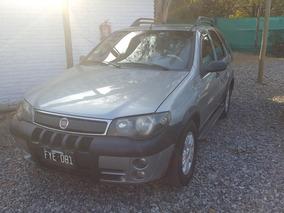 Fiat Palio 1.7 Adventure Alarma 2007