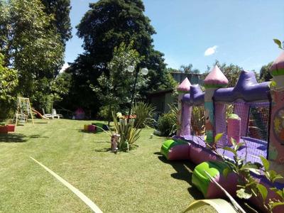 Alma Mía Casa Quinta Para Cumpleaños Infantiles Y Otros