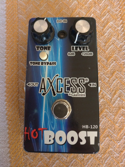 Pedal Axcess Giannini Hb-120 Hot Boost