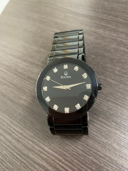 Relógio Bulova Feminino Modelo C9671347