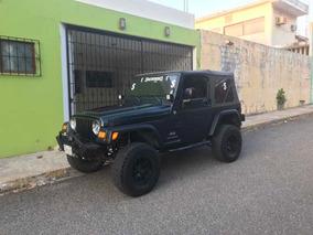 Jeep Wrangler 2.4 Se Techo Lona Mt 2006
