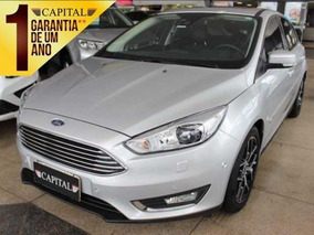 Ford Focus Titanium Plus 2.0 Powershift