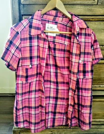 Camisa Escocesa H&m