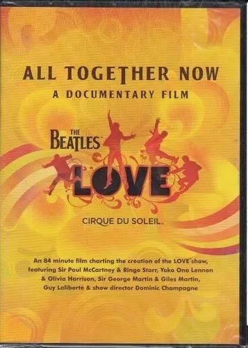Dvd Cirque Du Soleil- Love: The Beatles Tribute
