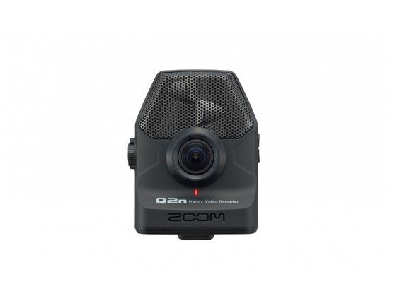 Gravador De Mão Digital De Áudio E Vídeo Zoom Q2n Hd