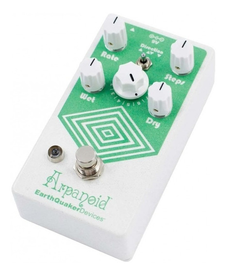 Arpanoid Polyphonic Arpeggiator Earthquaker Devices Pedal