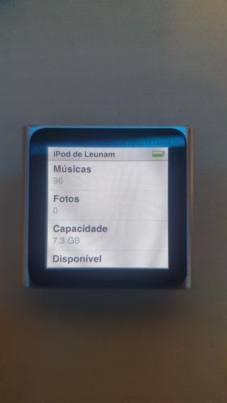 iPod Nano 6a. Geração 8gb