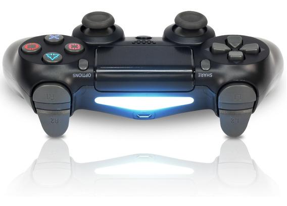 Controle Gamer Playstation 4 Pc Sem Fio Joystick Doubleshock