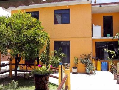 Oportunidad Casa En Tultepec Jardin Venta Renta