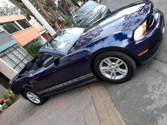 Excelente Mustang V6 Convertible Piel