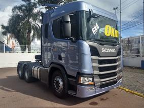 Scania R 500 6x4 2019
