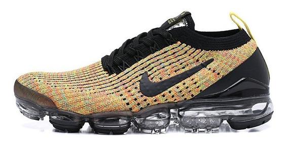 Zapatillas Nike Vapormax Caqui 40-45 Ultimo Modelo