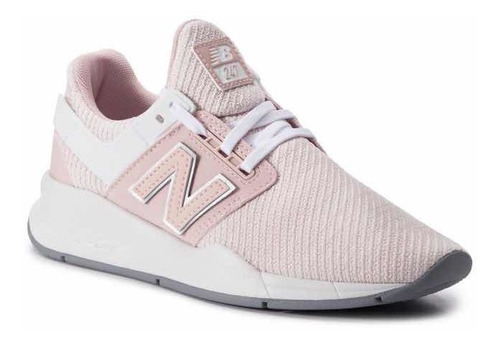 new balance 37 rosa