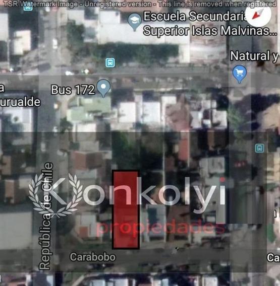 Terreno 10 X 28.7 ? Ideal Constructor Villa Luzuriaga