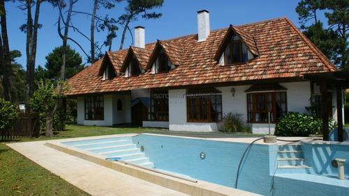 Casa En Venta Y Alquiler Temporario San Rafael  5 Dormitorios-ref:343
