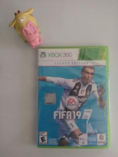 Fifa 19 Xbox 360 Nuevo Garantízado