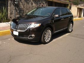 Lincoln Mkx V6 Awd Premier Piel Qc Nav 4x4 At