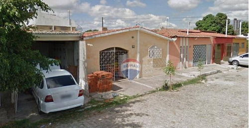 Casa Com 3 Dormitórios À Venda  - Nova Betânia - Mossoró/rn - Ca0044