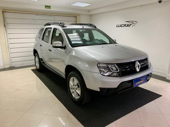 Renault Duster Expression 1.6 Automático 2019