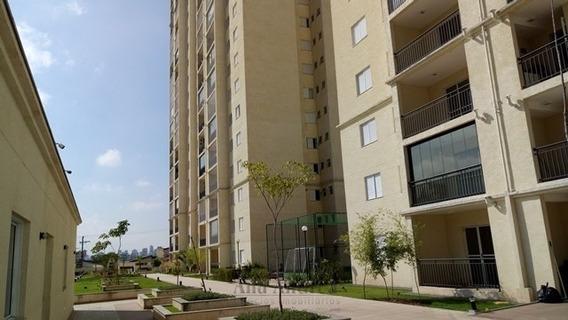 Apartamento A Venda No Condomínio Cenário Taboão - 1294-1