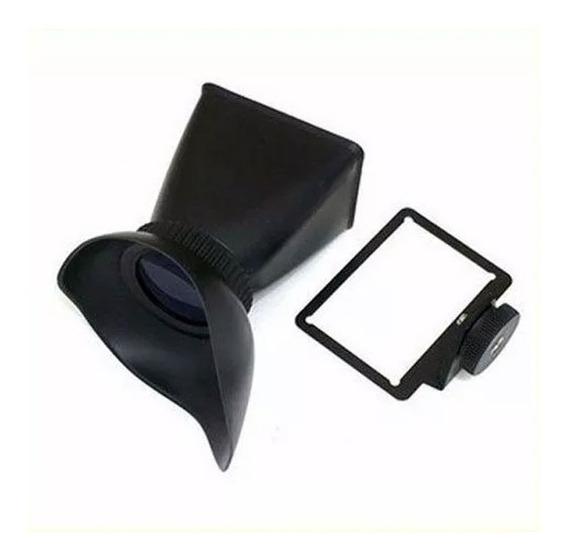 Visor Para Câmera Lcd V3 - Canon T3i ( 600d ) 60d - 1/4