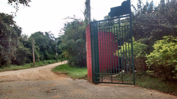 Terreno Rural À Venda, Condomínio Colinas Do Atibaia, Campinas. - Te0039