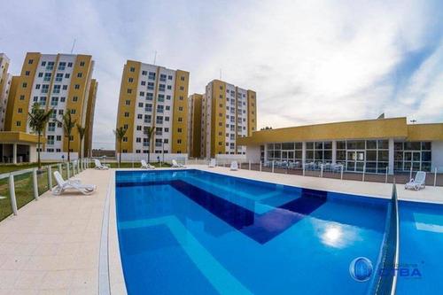 Apartamento Com 3 Quartos À Venda, 61 M² Por R$ 283.700 - Portão - Curitiba/pr - Ap0135