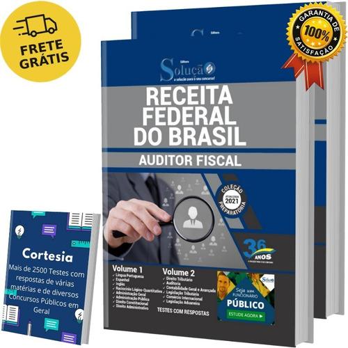 Apostila Concurso Receita Federal - Auditor Fiscal Afrfb
