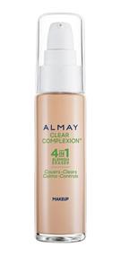 Maquillaje Base Imperfecciones Clear Complexión Almay