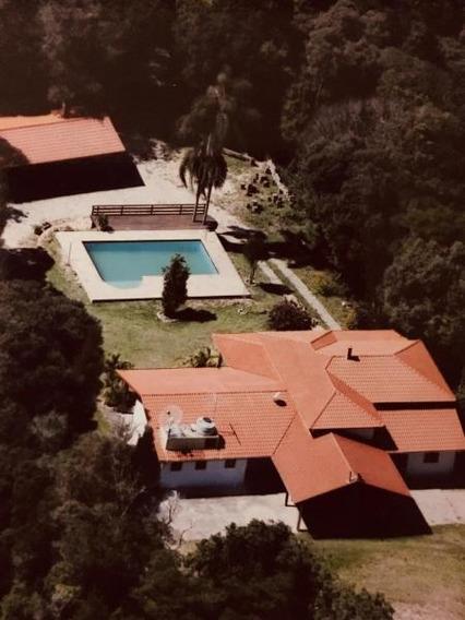 Chácara Para Venda Em São Lourenço Da Serra, Centro, 3 Dormitórios, 1 Suíte, 4 Vagas - 506