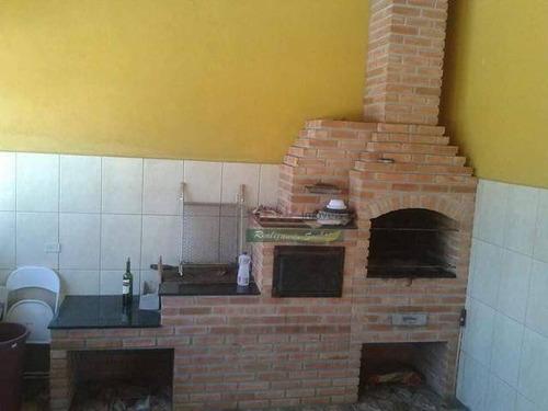 Imagem 1 de 4 de Chácara Com 3 Dormitórios À Venda, 1500 M² Por R$ 1.000.000 - Chácaras Cataguá - Taubaté/sp - Ch0479