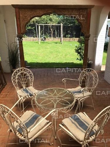 Casa 6 Dormitorios - Jardines De Cordoba- Ref: 25304