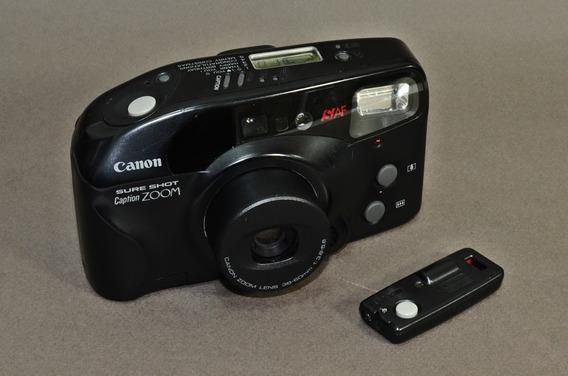 Cameras Canon Sure Shot Controle Remoto